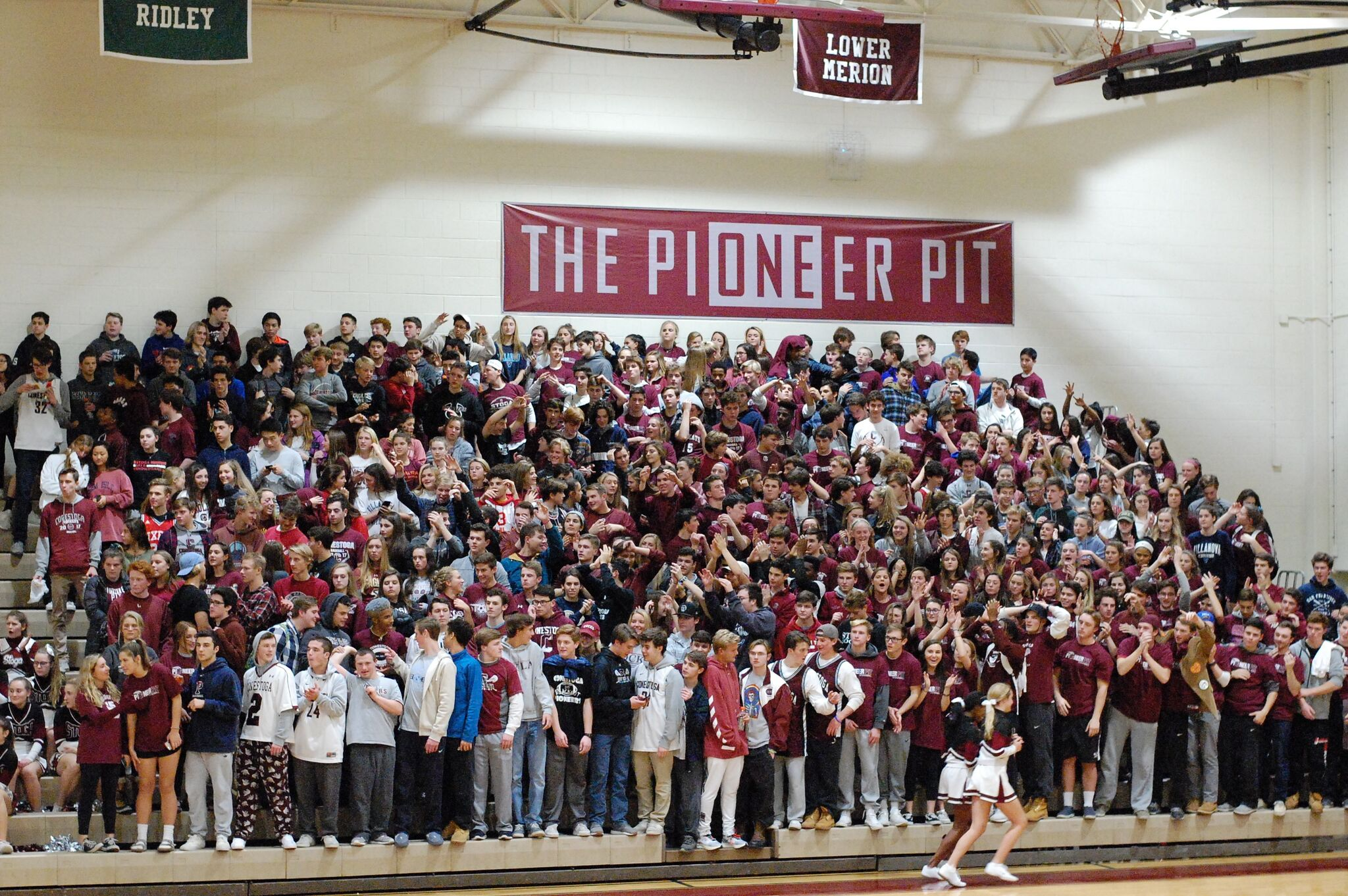 Thanks to the Pioneer Pit for a Great 2018-2019 Season!